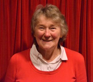 Tower Secretary & Treasurer Rosemary Spencer